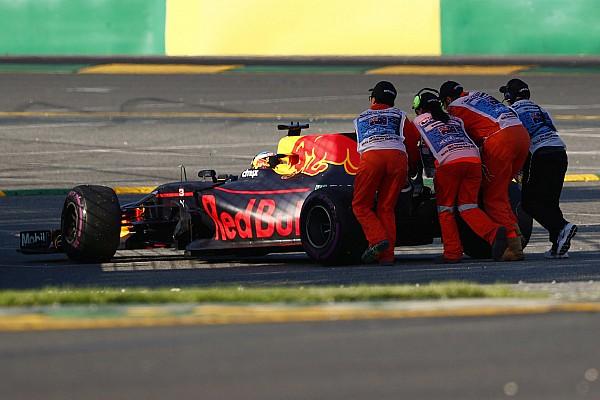 Daniel Ricciardo nach F1 in Melbourne: