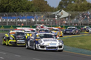 Porsche Breaking news Carrera Cup imposes professional driver limit in Australia