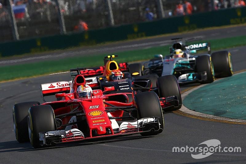"""Wolff - """"La Ferrari était la plus rapide aujourd'hui"""""""