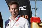 Supercars Supercars managing director resigns