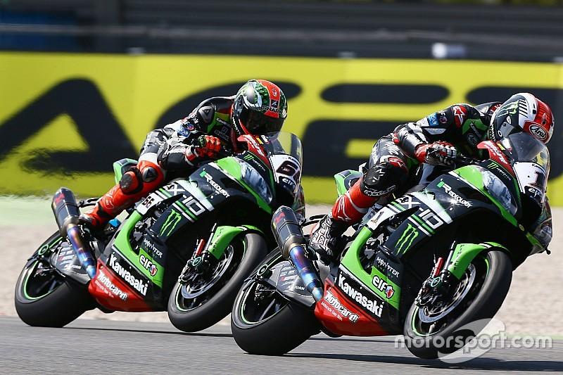 Rea en passe de battre le nombre de victoires de Sykes avec Kawasaki