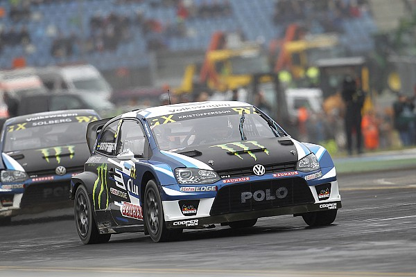 World Rallycross Qualifying report Belgium WRX: Kristoffersson stays on top after qualifying