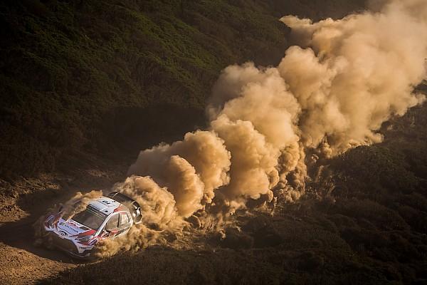 WRC 速報ニュース 【WRC】2位入賞のラトバラ「リザルト、パフォーマンス共に良いラリーだった」/イタリア最終日