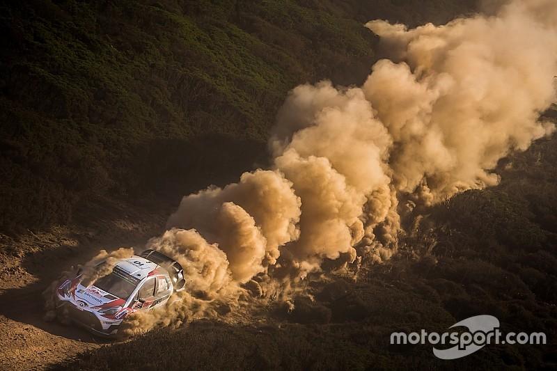 【WRC】2位入賞のラトバラ「リザルト、パフォーマンス共に良いラリーだった」/イタリア最終日