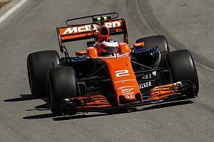 Формула 1 Спеціальна можливість Колонка Вандорна: я не міг атакувати на одному колі в Канаді