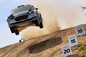 WRC Resumen de la fase Tanak logra en el Rally de Italia su primera victoria en el WRC