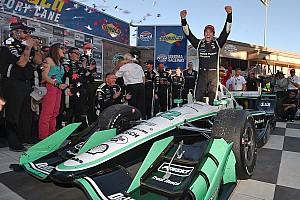 IndyCar Yarış raporu Sonoma'da zafere ulaşan Pagenaud, IndyCar şampiyonu oldu!