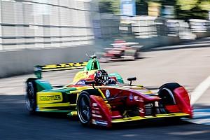 Formula E Race report Five tenths decide Formula E title