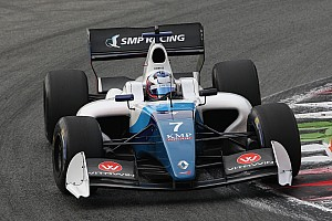 Formula V8 3.5 Race report Monza F3.5: Orudzhev storms from fifth to win Race 2