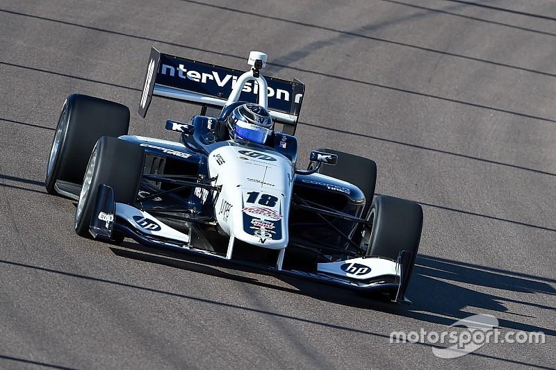 Kaiser dominates Indy Lights in Phoenix