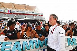 Формула 1 Важливі новини Еллісон: Мені пощастило працювати в Mercedes