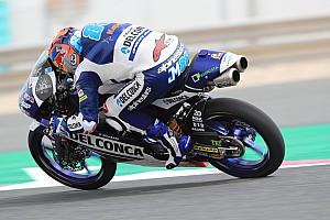 Moto3 Relato da corrida Moto3: Martin segura pressão de Canet e vence no Catar