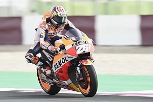 MotoGP Prove libere Termas, Libere 1: Pedrosa guida la doppietta Honda, bene Iannone terzo