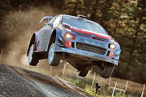 WRC News Kris Meeke nur Siebter, aber trotzdem glücklich