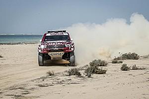 كروس كاونتري تقرير المرحلة رالي قطر الصحراوي: العطية يقترب من تحقيق الفوز بعد تصدّره للمرحلة الرابعة