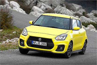Test: Suzuki Swift Sport 2018