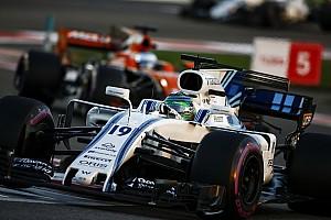 Massa: O caminho da Williams é financeiro