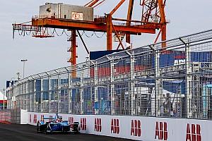 Formula E Qualifying report New York ePrix: Buemi on pole, Vergne slung to back of grid