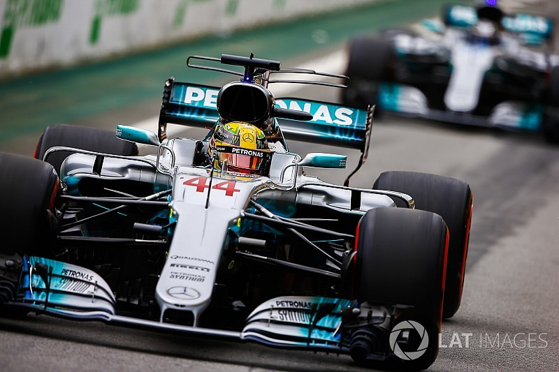 The chronic weaknesses that cost Mercedes the Brazilian GP