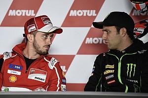 MotoGP Noticias Dovizioso piensa que Zarco