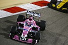 Perez, Hartley penalised for formation lap error