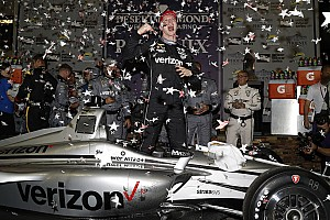 IndyCar Race report Phoenix IndyCar: Newgarden beats Wickens, Rossi in thrilling shootout