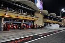 Mercedes, garajını