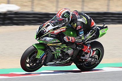 WorldSBK Amerika: Rea menang lagi, Laverty podium
