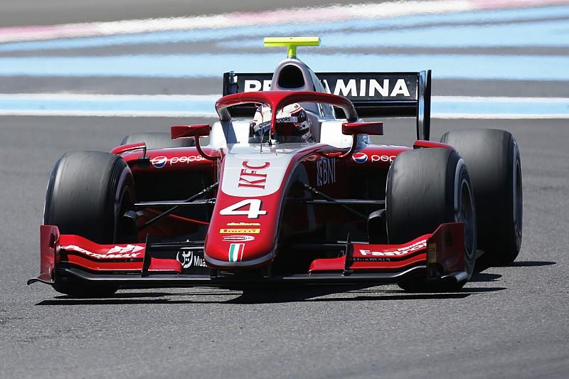 F2 Paul Ricard: De Vries pakt overtuigend eerste zege van het seizoen