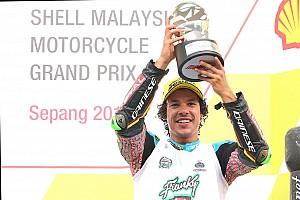 Moto2 Artículo especial Morbidelli, el campeón que ganó al dinero y la tragedia bajo el ala de Rossi