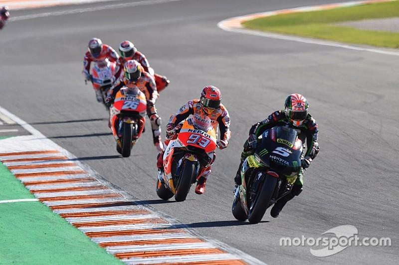 MotoGP-Piloten staunen über enorme Leistungsdichte