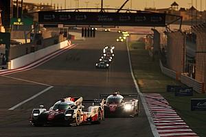 WEC Важливі новини У суперсезоні WEC команда Toyota збереже усіх пілотів LMP1