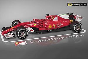 Formula 1 Analisi Animazione Ferrari: tre modifiche per tornare a vincere con la SF70H
