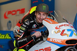 Moto2 Testverslag Baldassarri snelste op tweede testdag Valencia, Bendsneyder zestiende