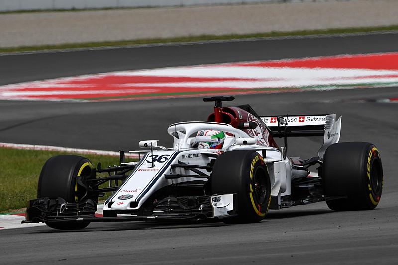 Sauber: Giovinazzi nelle libere di Hockenheim prenderà la C37 di Ericsson
