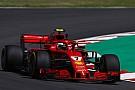 Räikkönen cambiará de motor para la calificación en España