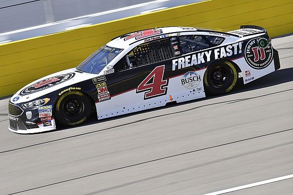 NASCAR Cup Wegen zwei Verstößen: NASCAR verhängt harte Strafe gegen Harvick