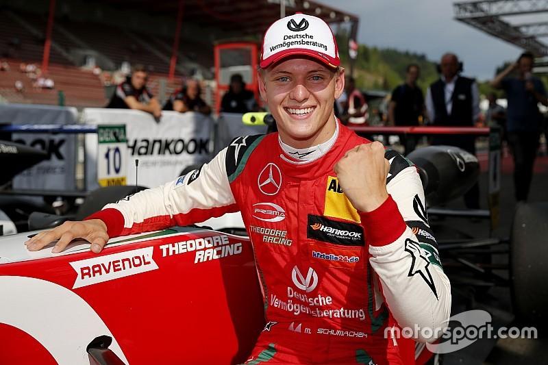 Formel-1-Boss Carey wünscht Mick Schumacher als Pilot