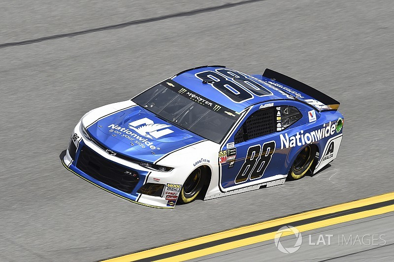 Qualifs - Alex Bowman en pole du Daytona 500
