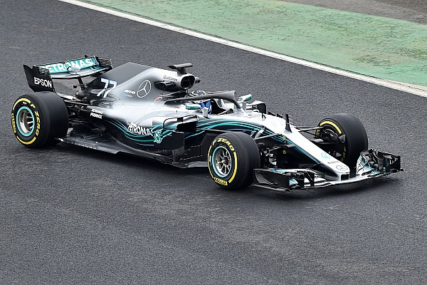 Formula 1 Breaking news First images of new Mercedes W09 revealed