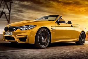 Automotive Breaking news BMW M4 Convertible Edition 30 Jahre: three decades of droptop M