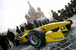 Formule 1 Special feature De meest merkwaardige F1-presentaties
