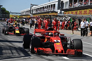 Formula 1 Top List Canadian GP: Starting grid in pictures