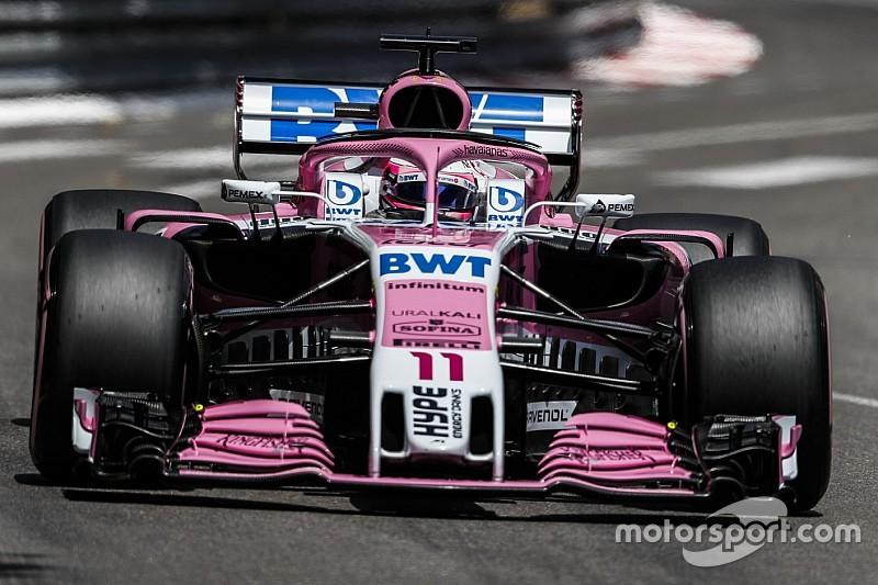 Perez: Force India, gelişim yarışında McLaren ve Renault'u geride bırakabilir