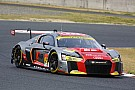 Super GT Richard Lyons ahead of the Fuji International Speedway