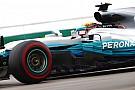 Formule 1 Hamilton ook klasse apart in tweede training, Verstappen op P2