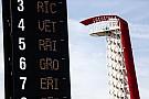 F1 GALERÍA: las mejores fotos de hoy en Austin