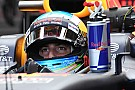 Formule 1 Red Bull a-t-il caché une évolution moteur à Ricciardo?