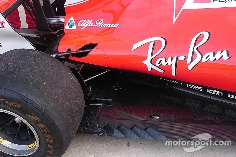 Ritkítottak a Ferrari padlólemezének bevágásain