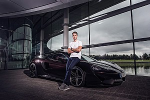 Formula 1 Interview Stoffel Vandoorne: The Formula 1 driver that McLaren built